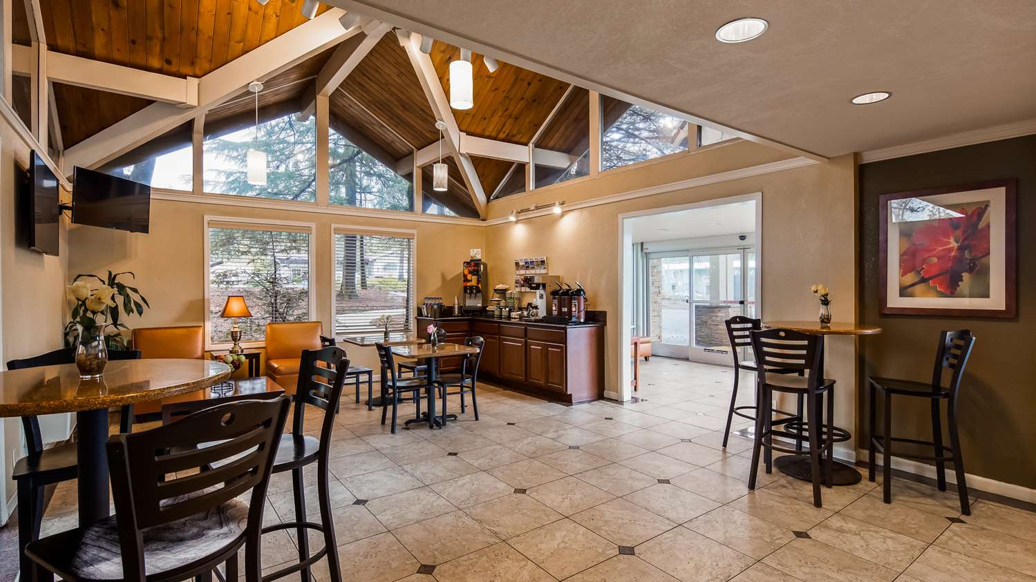 Restaurant - Best Western Gold Country Inn Grass Valley