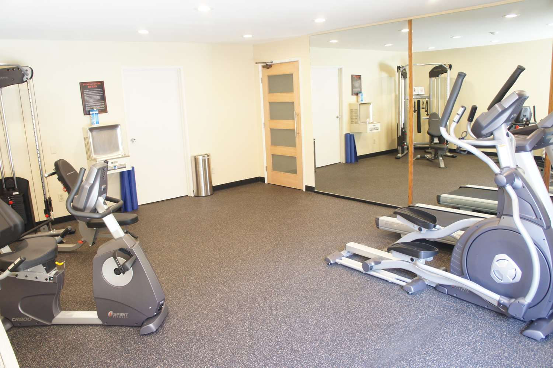 Fitness/ Exercise Room - Best Western Plus Inn of Hayward