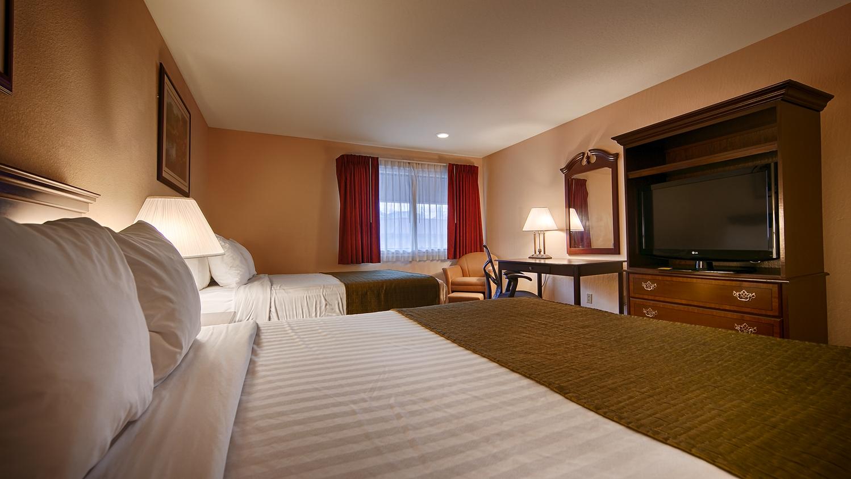 Room - Best Western Amador Inn Jackson
