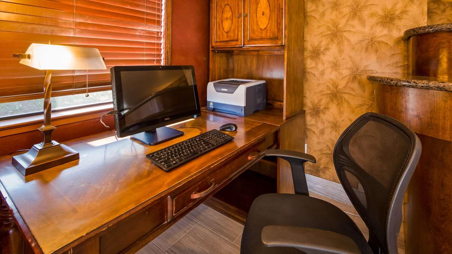 Conference Area - Best Western Amador Inn Jackson