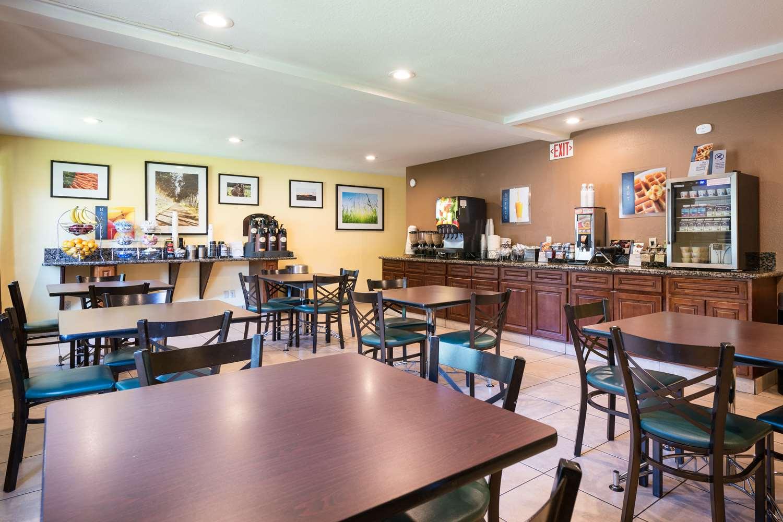 Restaurant - Best Western Amador Inn Jackson