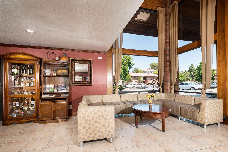 Lobby - Best Western Amador Inn Jackson