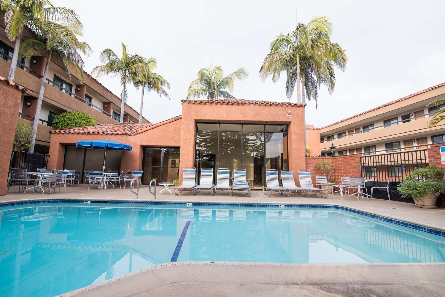 Pool - Best Western Plus Redondo Beach Inn