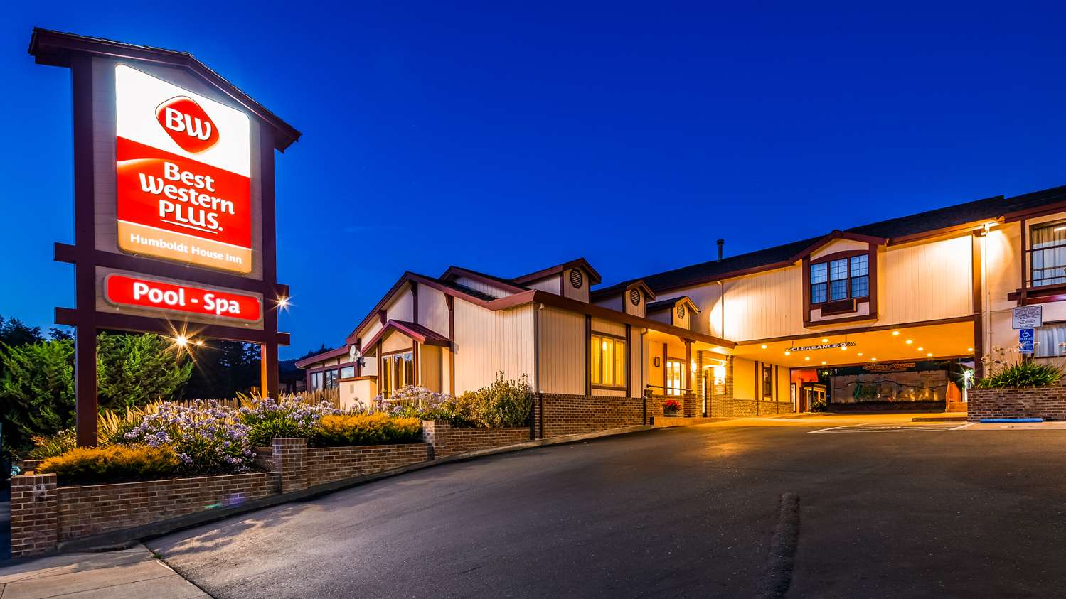 Exterior view - Best Western Plus Humboldt House Inn Garberville