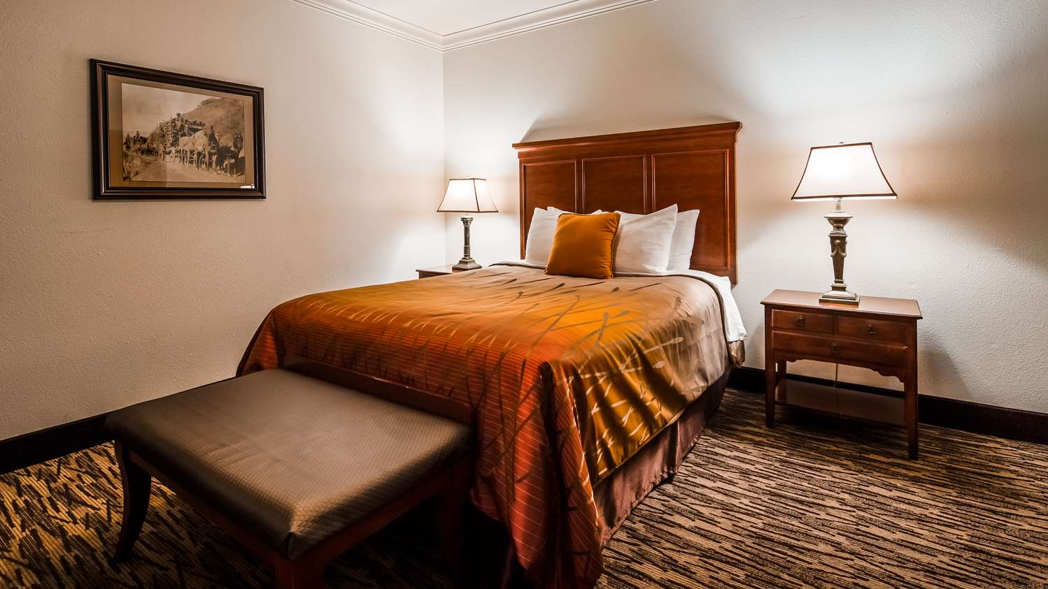 Room - Best Western Plus Humboldt House Inn Garberville