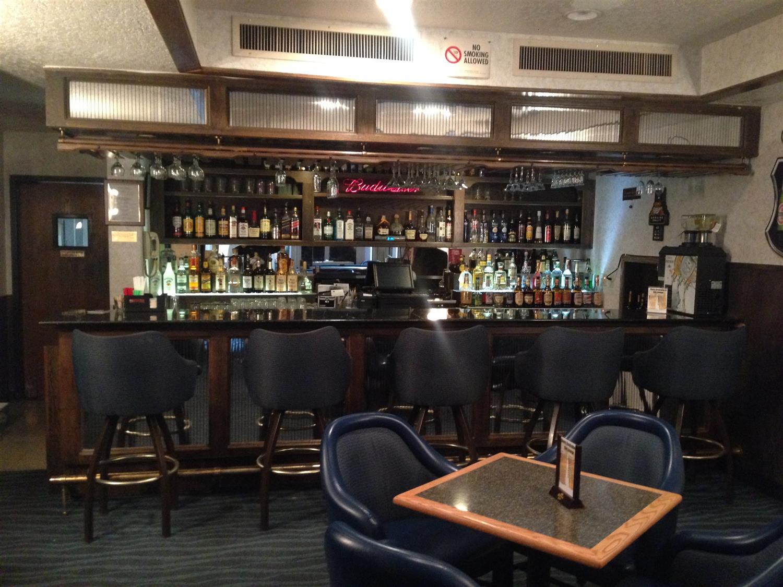 Bar - Best Western El Grande Inn Clearlake