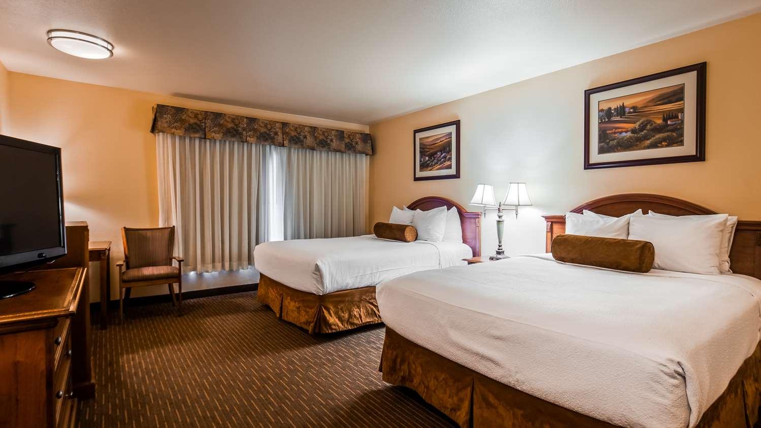 Room - Best Western El Grande Inn Clearlake