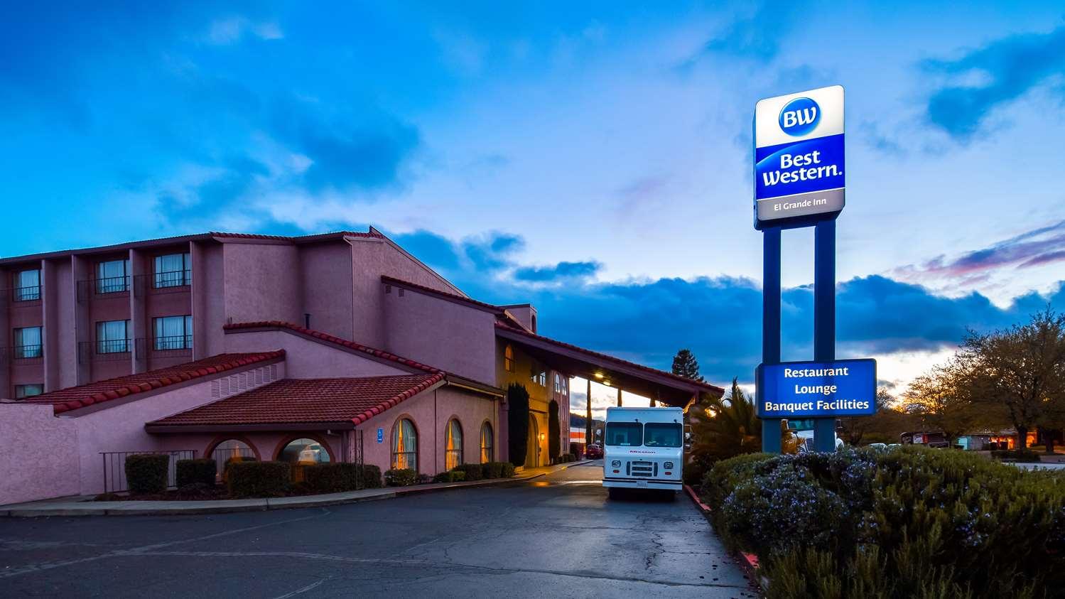 Exterior view - Best Western El Grande Inn Clearlake