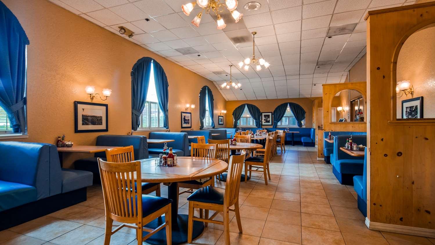 Restaurant - Best Western El Grande Inn Clearlake