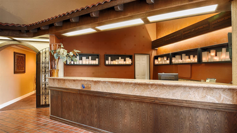 Lobby - Best Western El Grande Inn Clearlake