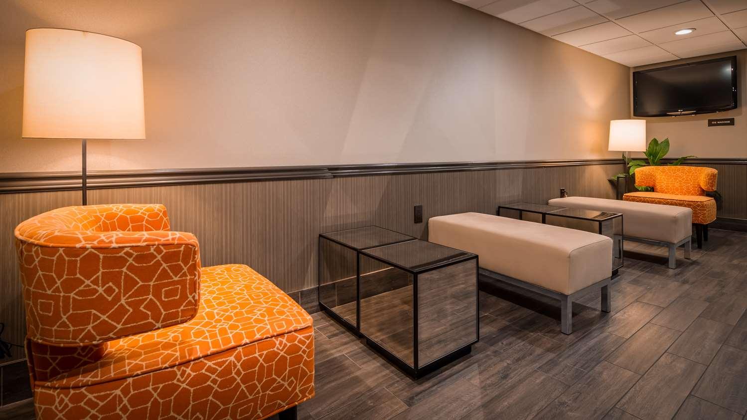 Lobby - Best Western Plus Colony Inn Atascadero