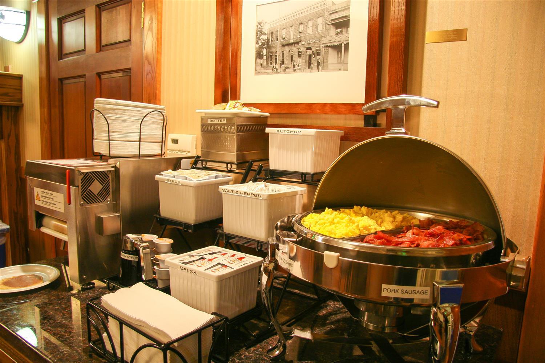 Restaurant - Best Western Sonoma Valley Inn & Krug Event Center