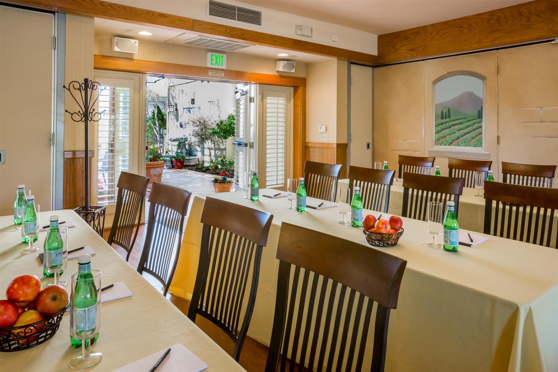 Meeting Facilities - Best Western Sonoma Valley Inn & Krug Event Center