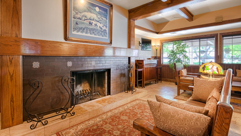 Lobby - Best Western Sonoma Valley Inn & Krug Event Center