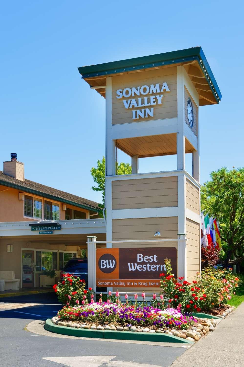 Exterior view - Best Western Sonoma Valley Inn & Krug Event Center