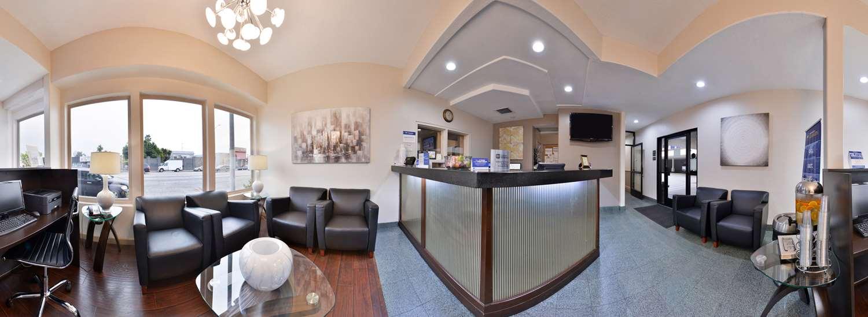 Lobby - Best Western Airport Plaza Inn Inglewood