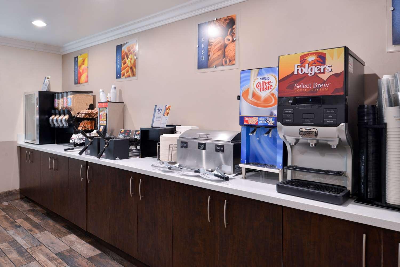 Restaurant - Best Western Airport Plaza Inn Inglewood