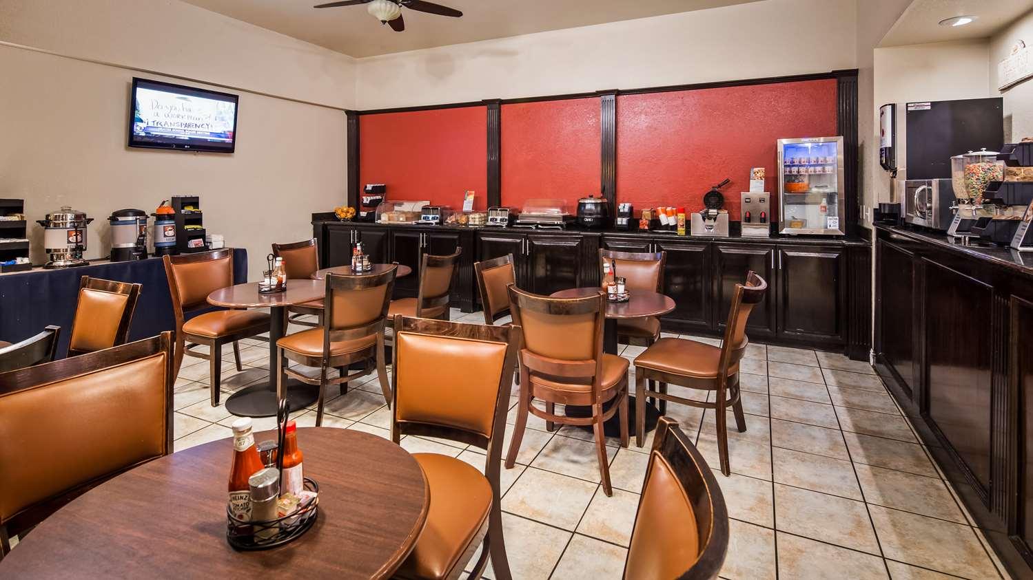 Restaurant - Best Western Heritage Inn Concord