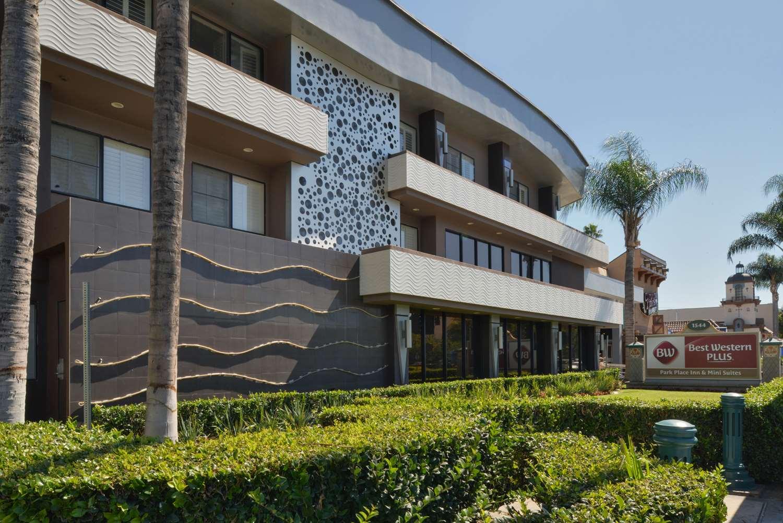 Best Western Plus Park Place Inn Amp Suites Anaheim Ca