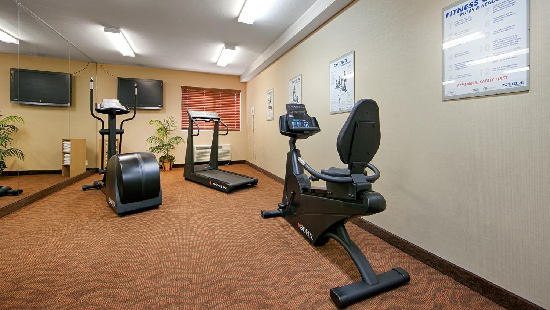 Fitness/ Exercise Room - Best Western Plus West Covina Inn