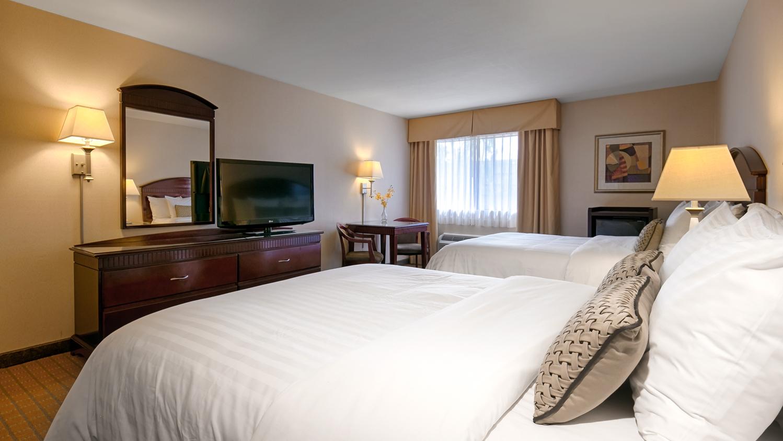 Room - Best Western Plus West Covina Inn