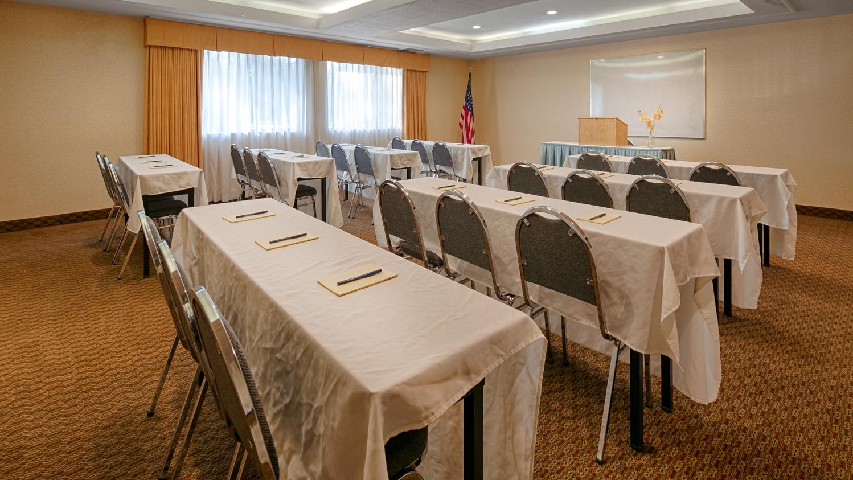 Meeting Facilities - Best Western Plus West Covina Inn