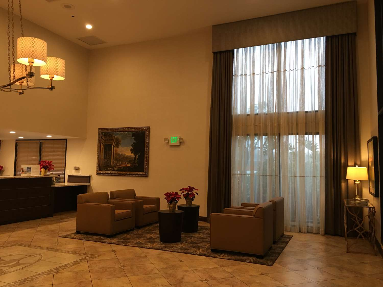 Lobby - Best Western Plus West Covina Inn