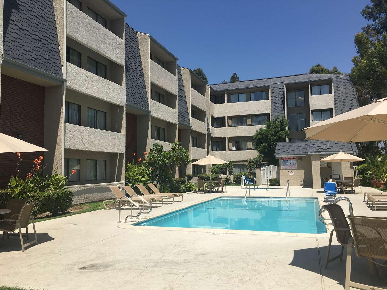 Pool - Best Western Plus West Covina Inn