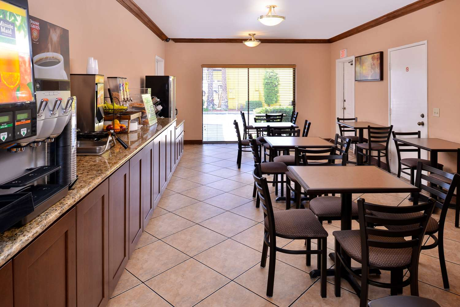 Restaurant - Best Western Santee Lodge