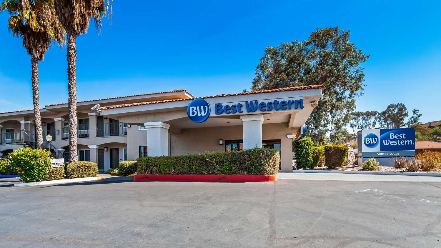 Exterior view - Best Western Santee Lodge