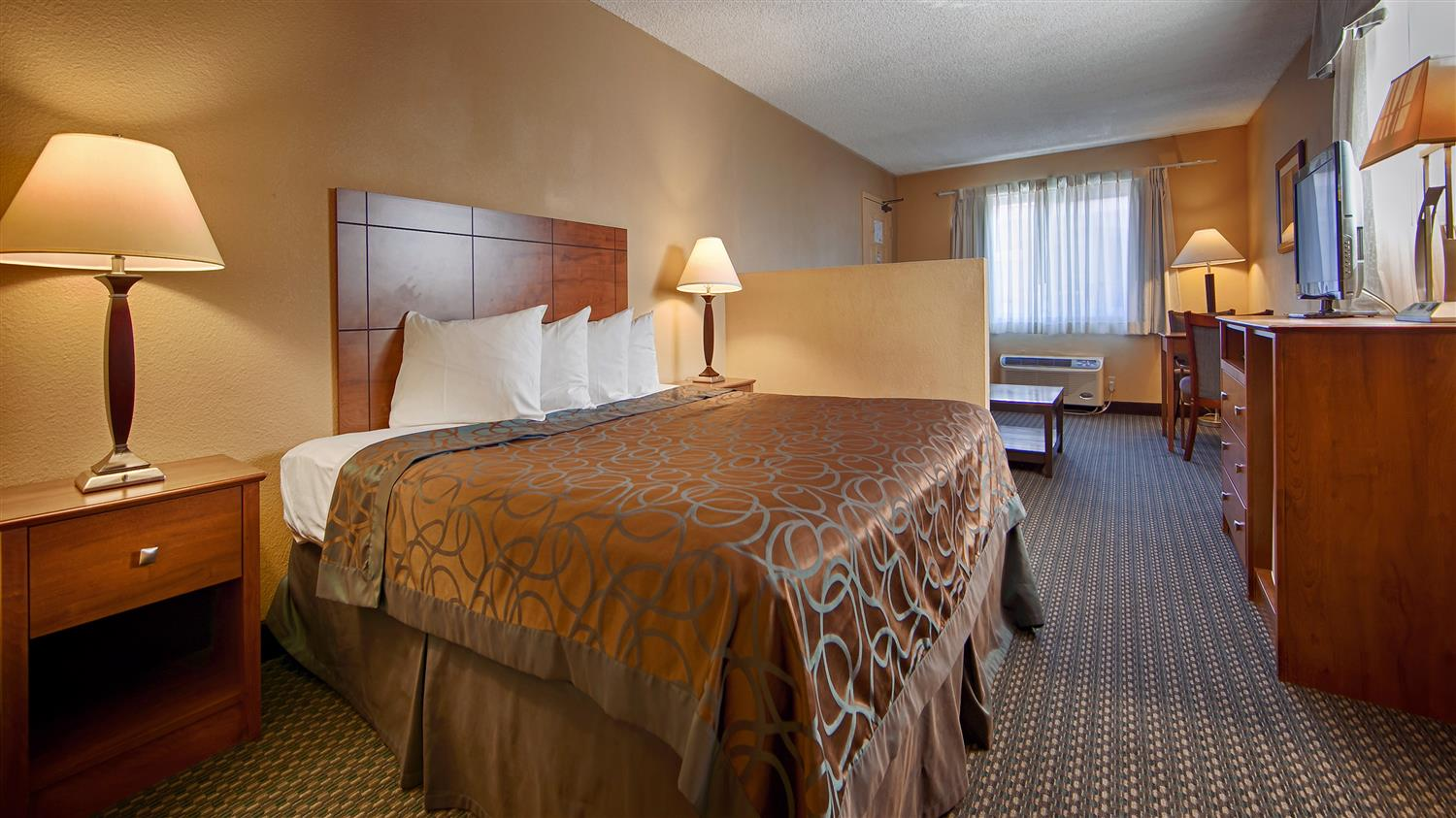 Room - Best Western Santee Lodge