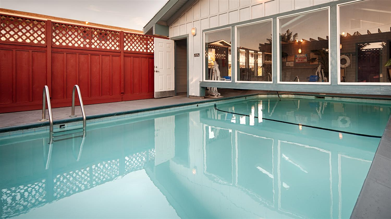 Pool - Best Western Inn Arcata
