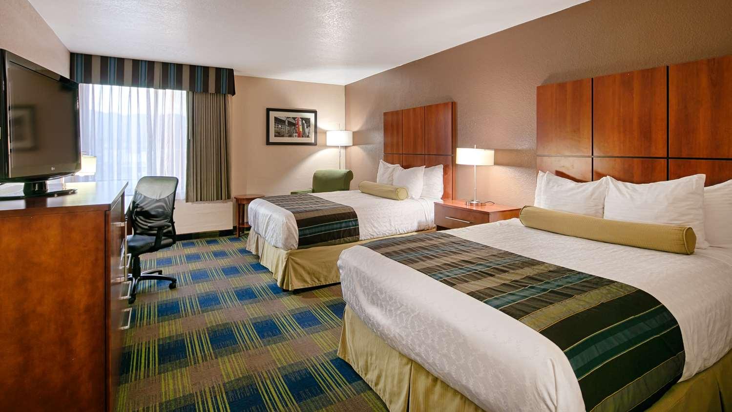 Room - Best Western Plus Heritage Inn Rancho Cucamonga