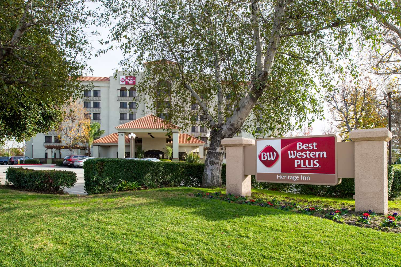 Exterior view - Best Western Plus Heritage Inn Rancho Cucamonga