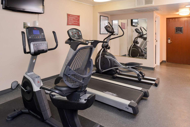 Fitness/ Exercise Room - Best Western Plus Heritage Inn Rancho Cucamonga