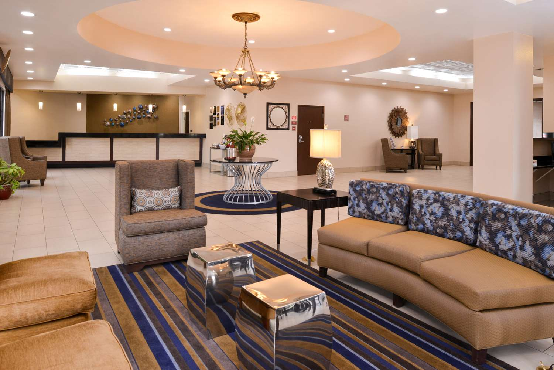 Lobby - Best Western Plus Heritage Inn Rancho Cucamonga