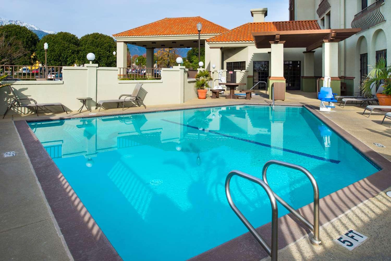 Pool - Best Western Plus Heritage Inn Rancho Cucamonga