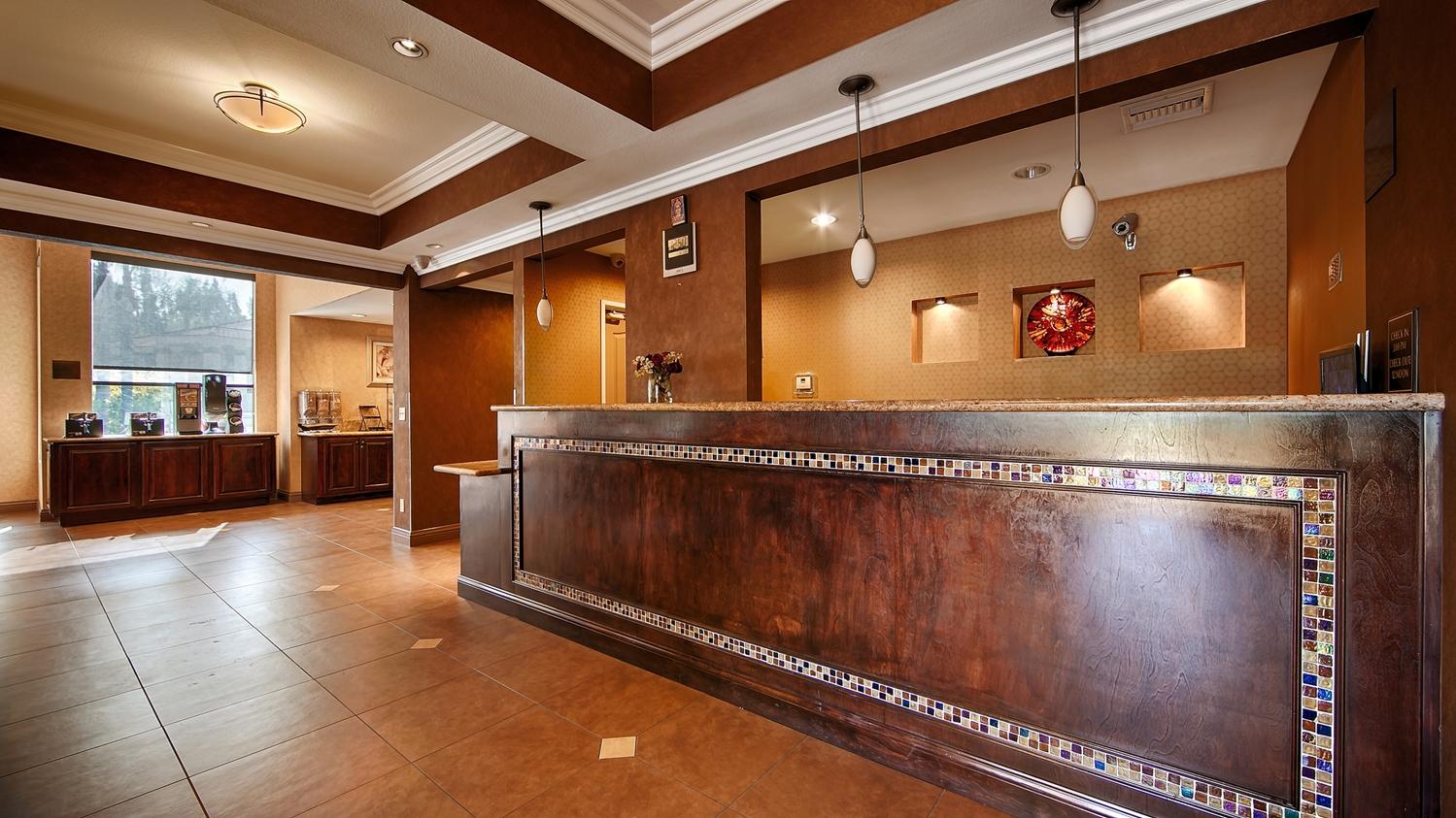 Lobby - Best Western Inn Diamond Bar