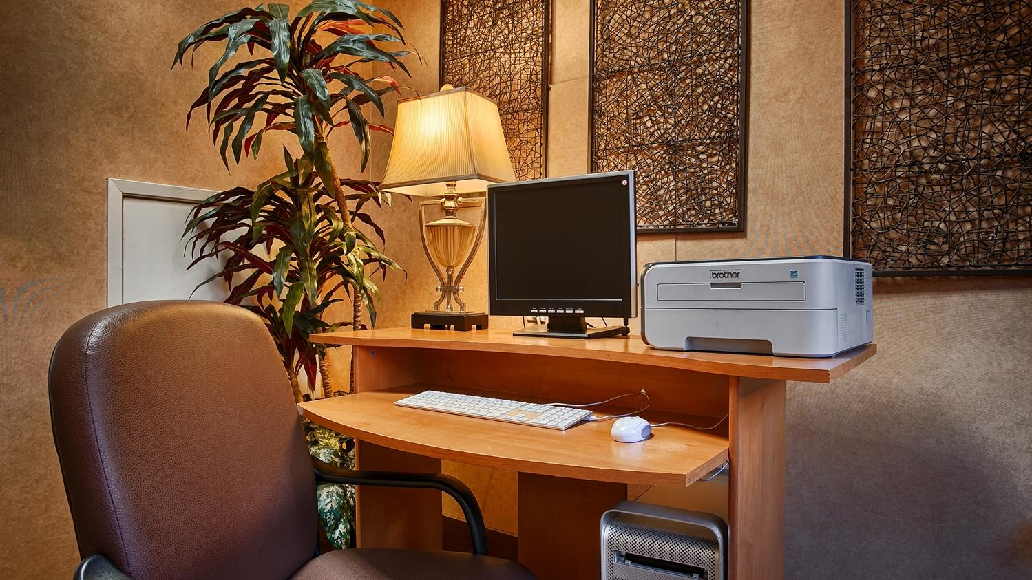 Conference Area - Best Western Inn Diamond Bar