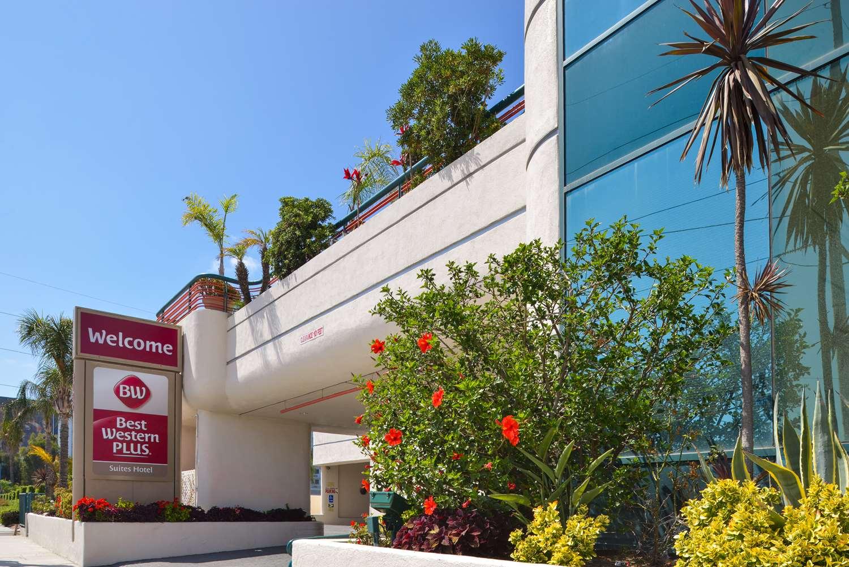 Exterior View Best Western Plus Suites Hotel Inglewood