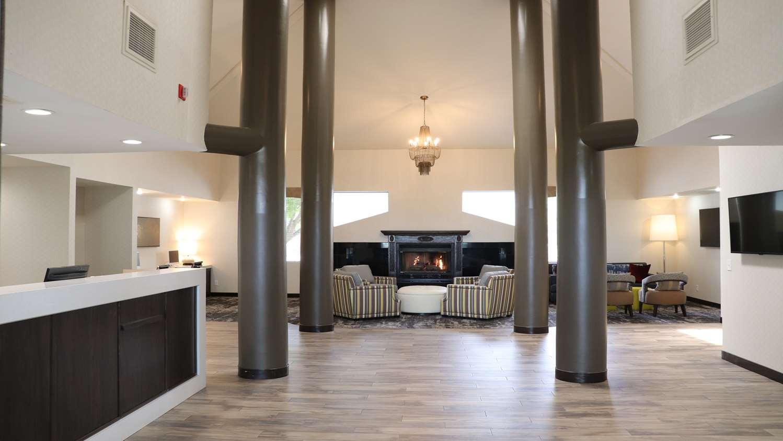 Lobby - Best Western Porterville Inn