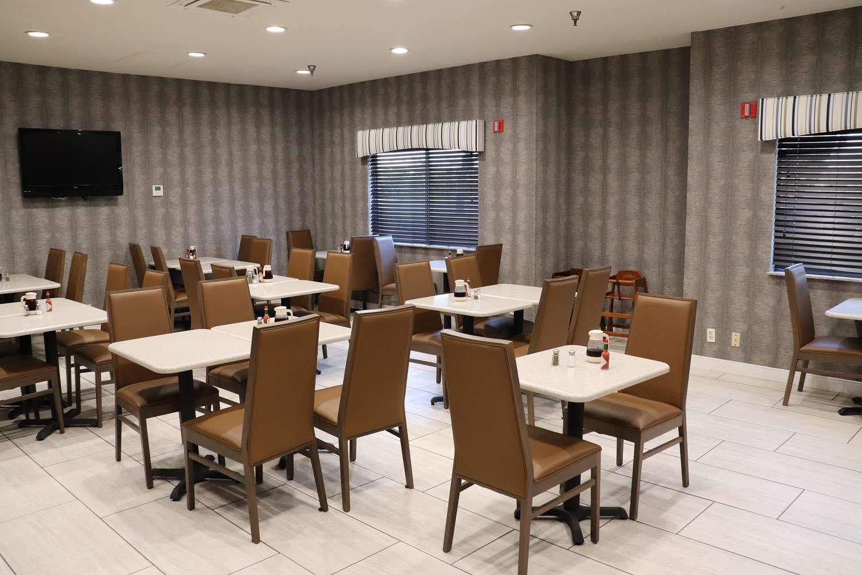 Restaurant - Best Western Porterville Inn