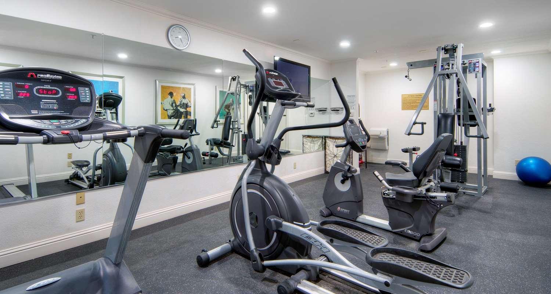 Fitness/ Exercise Room - Best Western Plus Inn Dixon