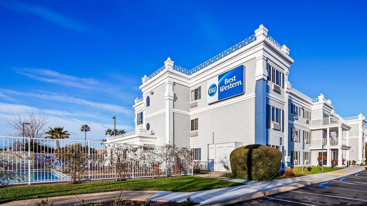 Exterior view - Best Western John Jay Inn Sacramento