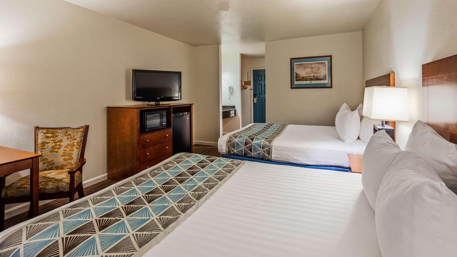 Room - Best Western John Jay Inn Sacramento