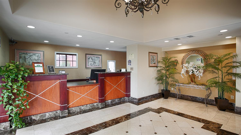 Lobby - Best Western Surf City Hotel Huntington Beach