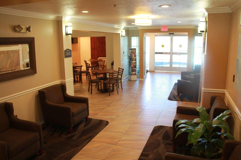 Lobby - Best Western El Centro Inn