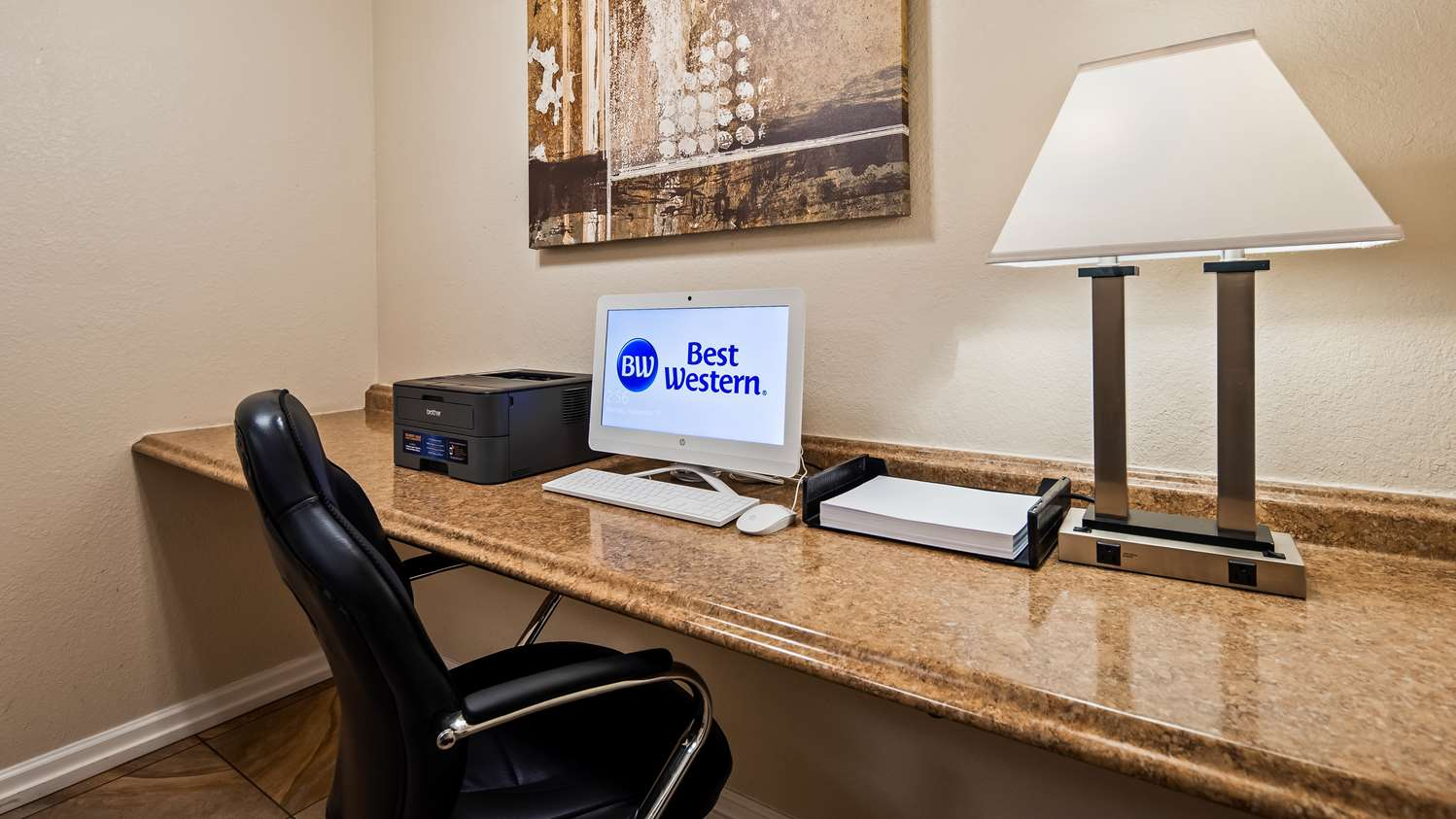 Conference Area - Best Western El Centro Inn