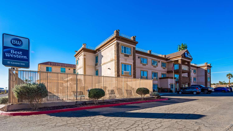 Exterior view - Best Western El Centro Inn
