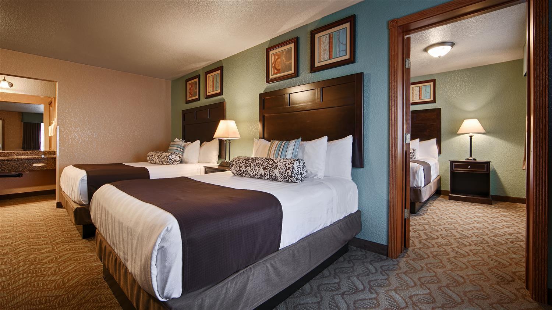 Suite - Best Western Plus Bayshore Inn Eureka